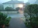 Unwetter am Sonntagabend (Foto: smü)
