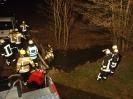2. März 2012: Einsatz ausgelaufene Gülle in Ehrenbach