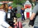 Das Bayerische Fernsehen dreht über die Kindergruppe