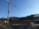 Neubau Gerätehaus - Okt./Nov./Dez. 2009