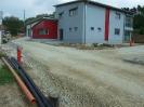 Neubau Feuerwehr-Gerätehaus - April 2011