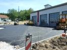 Neubau Feuerwehr-Gerätehaus - Mai 2011