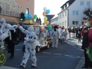 Faschingsumzug 2011 in Kirchehrenbach