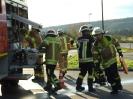 Samstag, 3. November 2012: Abnahme Leistungsprüfung Hilfeleistung