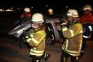 26. September 2011: Einsatzübung Verkehrsunfall