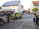 Montag, 13. August 2012: Einsatzübung Bahnhofstraße