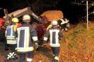 Montag, 28. Oktober 2013: Übung Verkehrsunfall